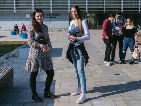 Széchenyi István Egyetem: az országos átlagnál is jobban nőtt a felvételire jelentkezők száma