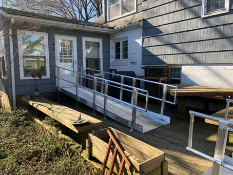 How a Professionally Installed Home Ramp May Benefit You