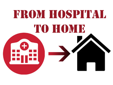 Hospital To Home With No Rehab Stay – How Will You Make This Transition?