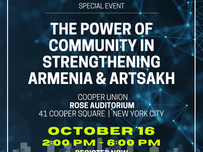 Assembly's NYC Event To Feature Panelists Addressing Cultural Heritage, Media and Diasporan Impact