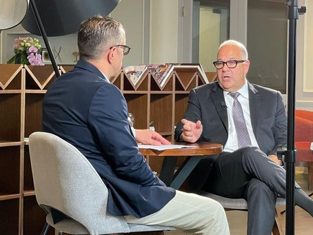 Assembly Co-Chair Anthony Barsamian Featured in Summer Speaker Series