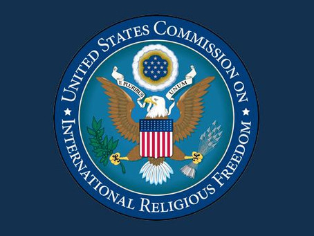 Assembly Submits Statement for USCIRF Hearing on Ending Genocide