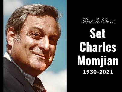 In Memoriam: Set Charles Momjian