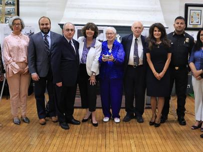 Glendale Y Displays ANI Exhibit on YMCA Volunteers in Armenia During the Genocide