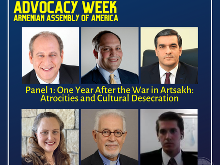 Assembly's Fall 2021 Advocacy Week Panels Inform, Educate & Motivate