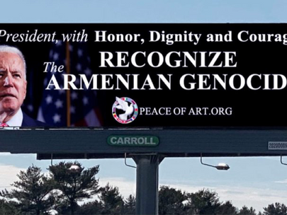 Over 100 House Members Urge President Biden to Recognize Armenian Genocide