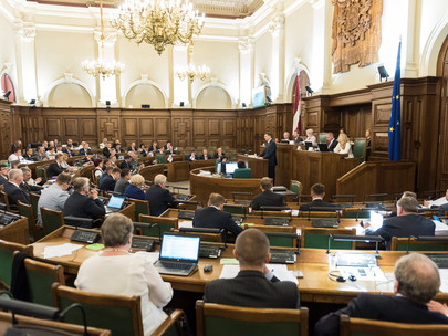 Latvia Recognizes Armenian Genocide; Dr. Rouben Adalian Provides Testimony