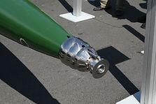 Shkval torpedo nose.jpg
