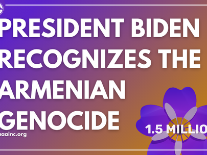President Biden's Armenian Genocide Reaffirmation Shows America at Its Best