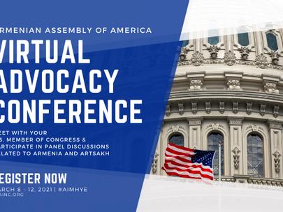 Assembly's Virtual National Advocacy Conference Kicks Off Monday