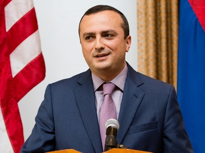 Artsakh's Robert Avetisyan Shares Insights During Assembly Speaker Series