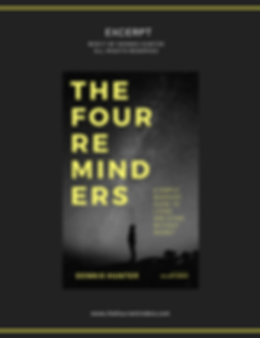 The Four Reminders by Dennis Hunter: Book Excerpt