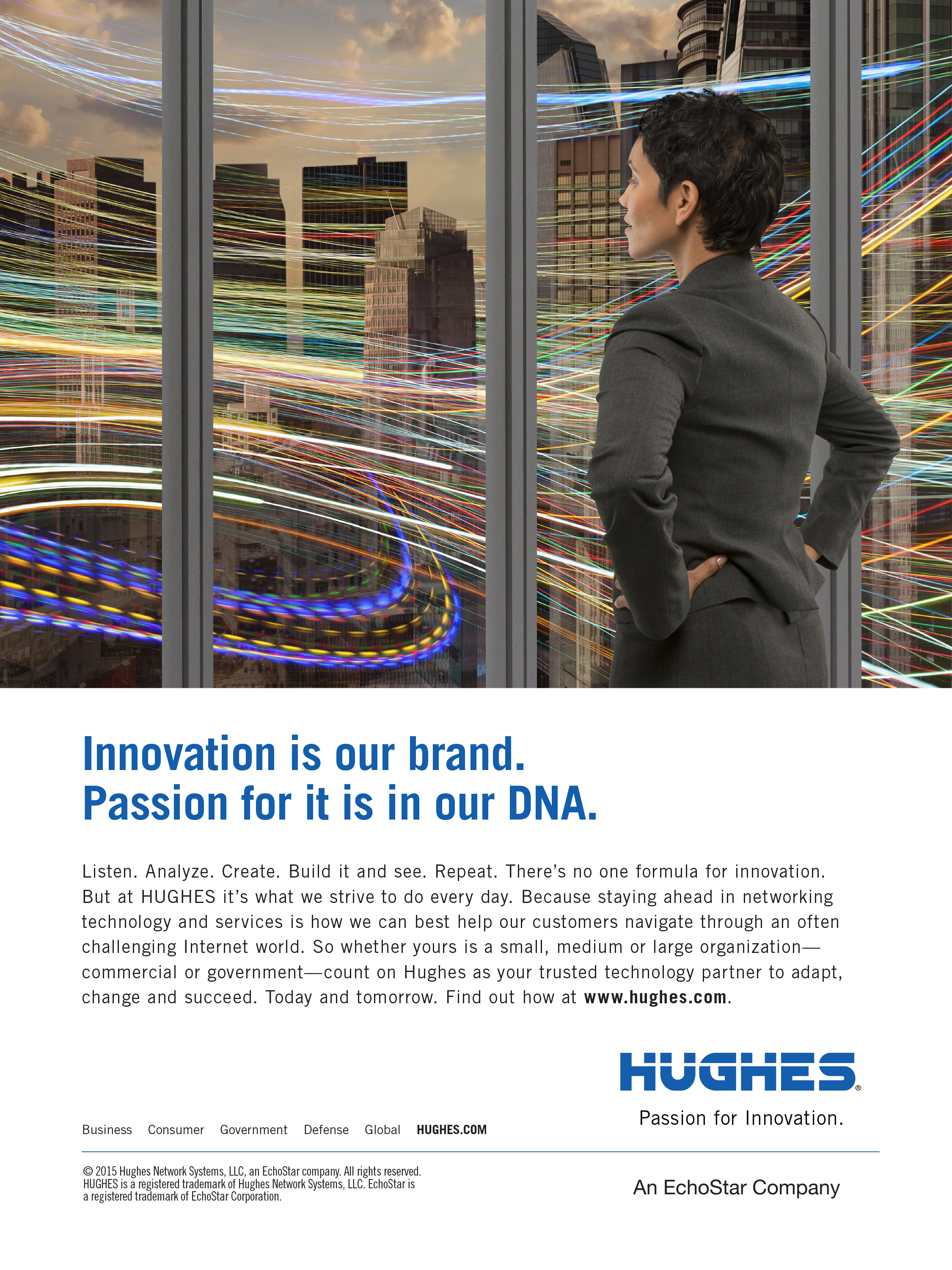 Hughes 2015 Corporate Ad FINAL