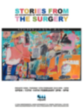 Stories from the little surgery invite.j