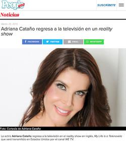 Adriana Catano People en Español