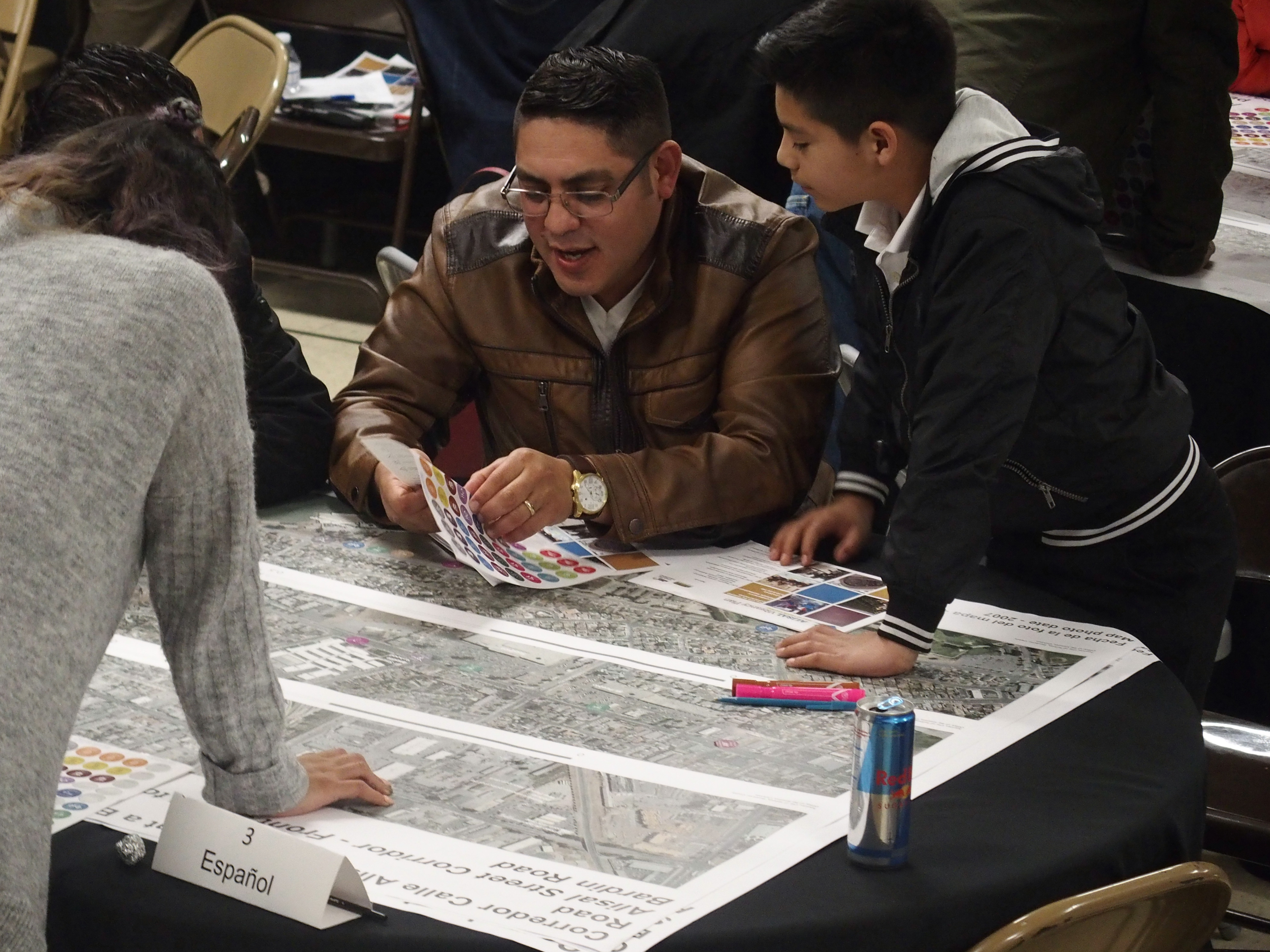 Alisal Community Design Workshop Mapping