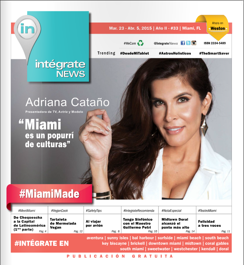 Adriana Catano Integrate News