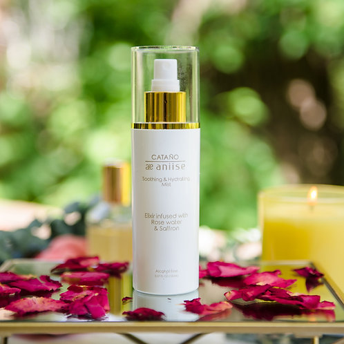 Soothing & Hydrating Facial Mist