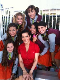 "My girls- Mis niñas ""Grachi"""