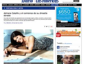 ADRIANA CATAÑO Y EL COMIENZO DE SU DINASTÍA DORADA