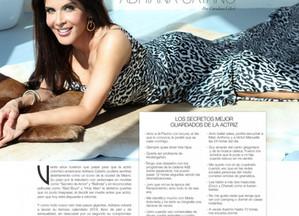 Las confesiones de Adriana Cataño en Venue Magazine