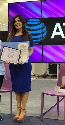 adriana catano award