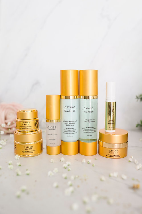 BUNDLE Catano by Aniise Collagen Anti-aging + Catano Beauty GLOW Collection