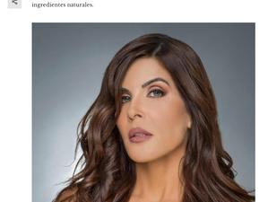 Adriana Cataño apuesta por el bienestar y la salud de las mujeres con su nueva línea de belleza