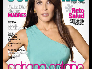 Adriana Cataño Graces the cover of Conexiones International