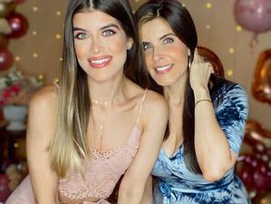 Adriana Cataño celebró el cumpleaños de su hija Gabriella con un invitado muy especial