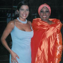 Interviewing Celia Cruz