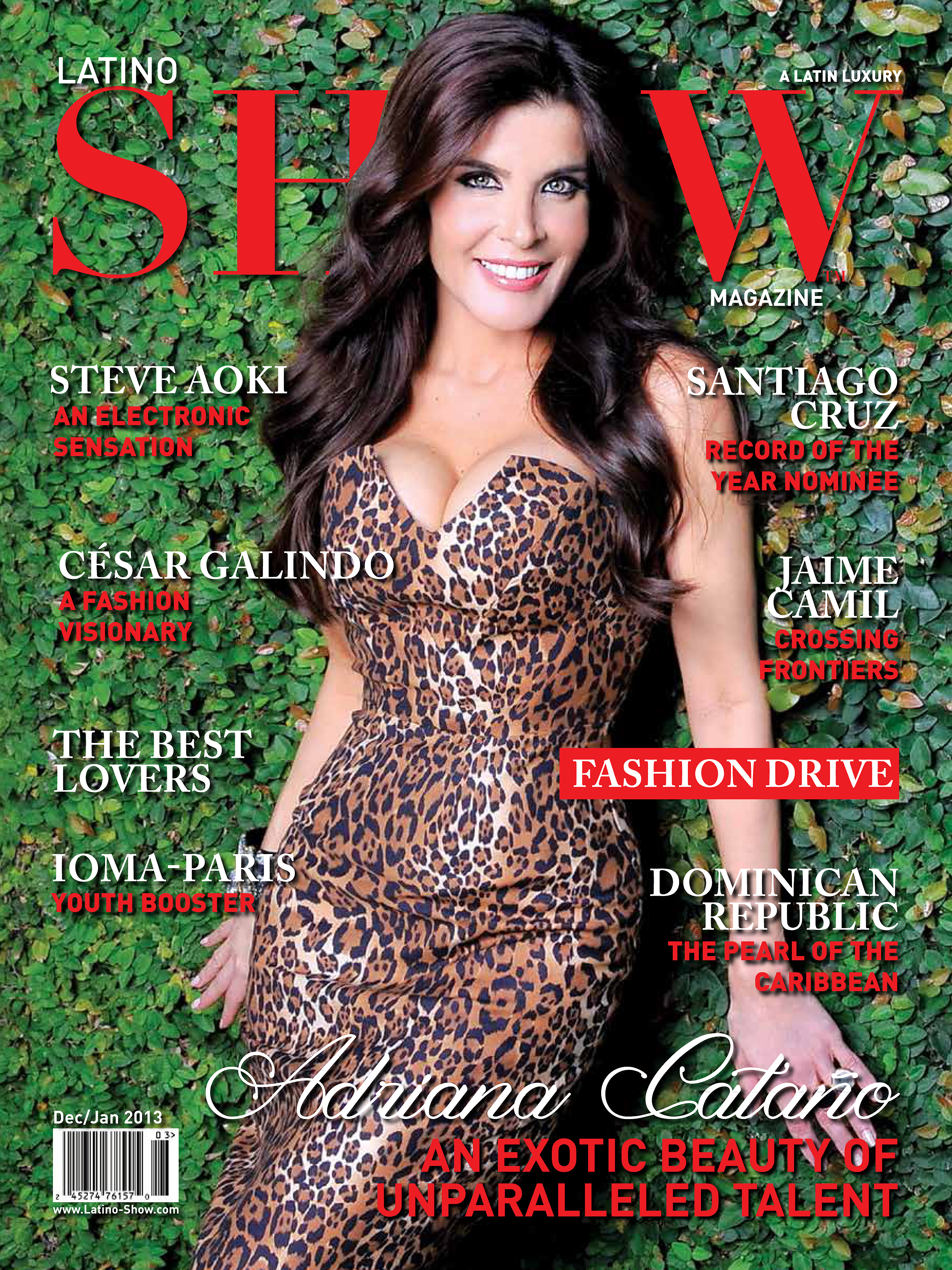 Latino Show Magazine - New York