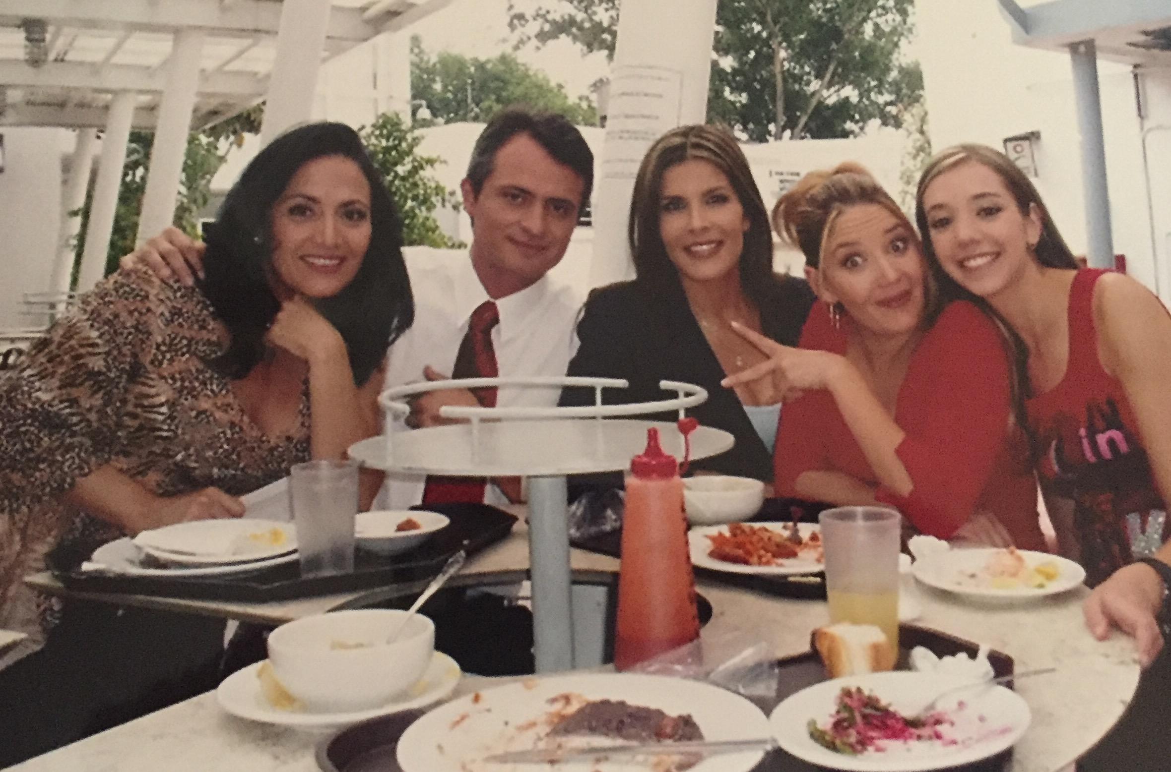 """Cast """"Belinda"""" TV Azteca"""""""