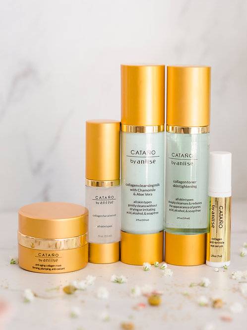 Catano by Aniise Collagen Anti-aging Collection Kit