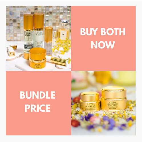 BUNDLE Cataño by Aniise Collagen Anti-aging + GLOW Collection