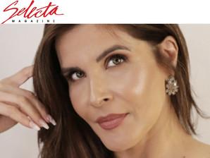 Adriana Cataño promueve con su estilo de vida, la belleza consciente