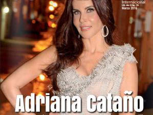 ADRIANA CATAÑO LLENA DE PROYECTOS PROFESIONALES EN 2016