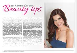 Beauty Tips Hola Latinos June 2016