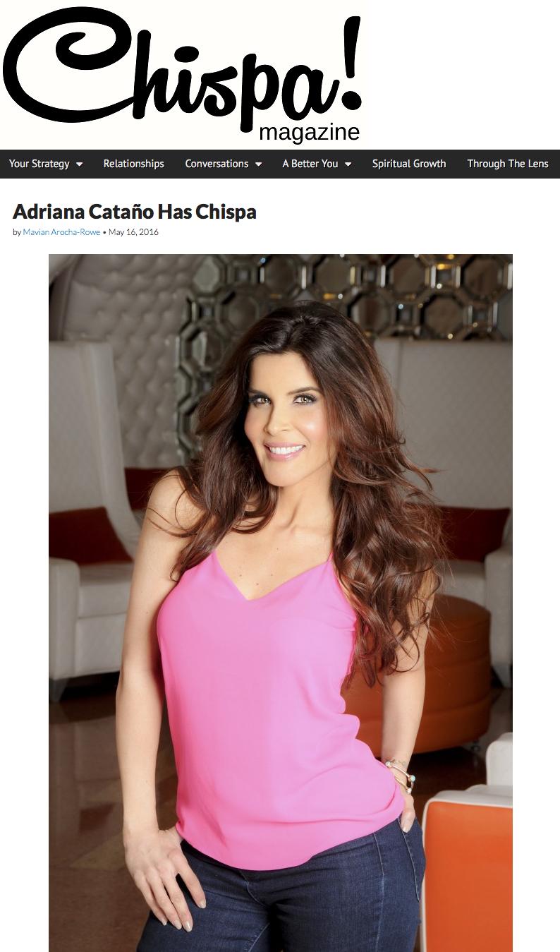 Chispa Magazine