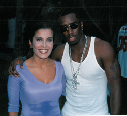 Interviewing Diddy