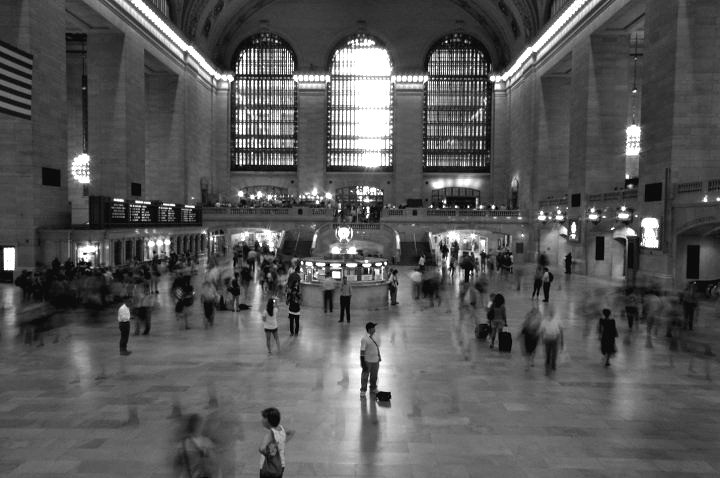 Lost in Central Station