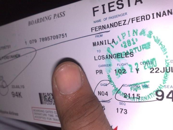 Ticket to destiny (Naks!)