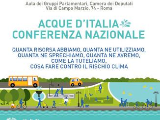 22 marzo 2017 - Roma | Acque dìItalia Conferenza Nazionale