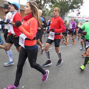 Juoksukoulu 2/4 – Maratonille tähtäävän kuntoilijan perusviikko