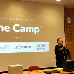 The Camp 2.0 sytytti kipinän roihuksi!