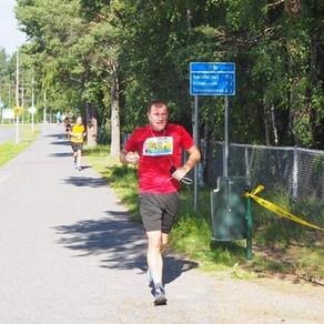 Ensimmäinen maratonjuoksuni