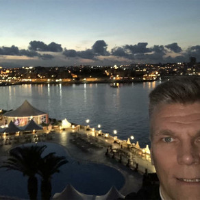Maltan auringon alla