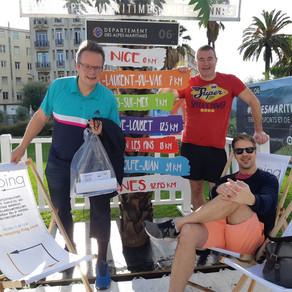Allez Allez Allez! Kokemuksia Nizzan maratonilta
