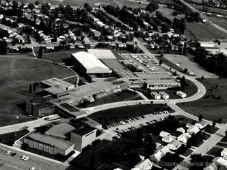 Jefferson High School Opens!