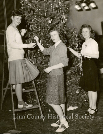History Detectives: YWCA Christmas